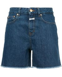 Closed - Lucy Shorts - Lyst