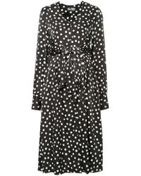 Dalood - Dotted Dress - Lyst