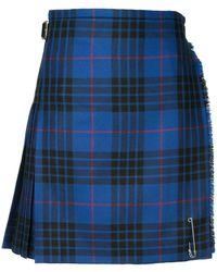 Le Kilt - Plaid Skirt - Lyst
