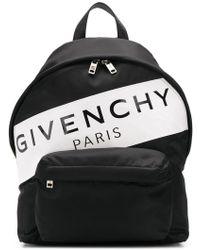 Givenchy - Rucksack mit Logo - Lyst
