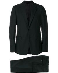 Prada - Notched Two-piece Formal Suit - Lyst