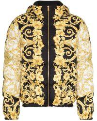 ac988680cf6 Lyst - Manteaux courts Versace homme à partir de 240 €
