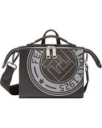 Fendi - Logo-stamp Lui Bag - Lyst