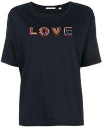 Chinti & Parker - Love T-shirt - Lyst