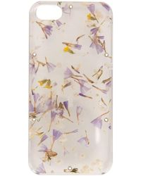 ANREALAGE - Pressed Flower Iphone 5s/se Case - Lyst