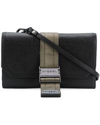 DIESEL - Strap Buckle Crossbody Bag - Lyst
