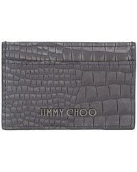 Jimmy Choo - Dean Card Holder - Lyst