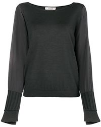 Dorothee Schumacher - Ribbed Cuff Sweater - Lyst