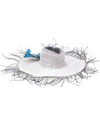 Jacquemus - Destroyed Sun Hat - Lyst