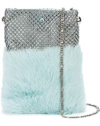 Laura B - Soft Mobile Bag - Lyst