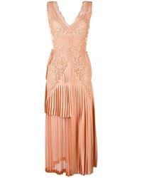 Stella McCartney - 'sable' Dress - Lyst