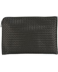 01bffc9c3fa7 Prada - Robot Print Clutch Bag - Men - Nylon - One Size in Black for ...