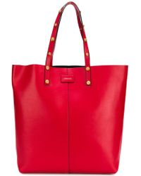 Versace - Medusa Stud Tote Bag - Lyst