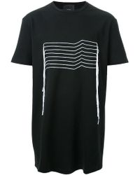 Thamanyah - Embroidered T-shirt - Lyst