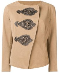 Bazar Deluxe - Fitted Jacket - Lyst