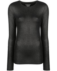 Majestic Filatures - Perfectly Fitted Jumper - Lyst