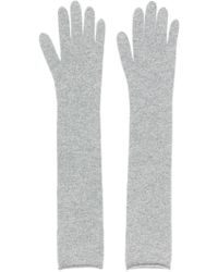 JOSEPH - Cashmere Long Gloves - Lyst