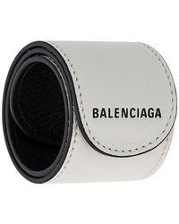 Balenciaga - Браслет На Защелке - Lyst