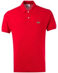 Lacoste - L121221240 240 ??? Cotton - Lyst