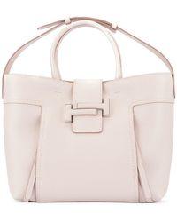 Tod's - Double-t Medium Shopping Bag - Lyst