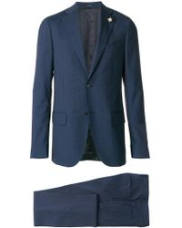 Lardini - Two Piece Suit - Lyst