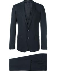 Dolce & Gabbana - Three Piece Suit - Lyst
