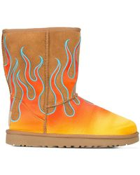 Jeremy Scott - Ugg X Flame Boots - Lyst