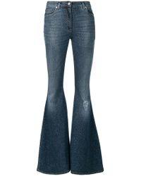 Faith Connexion - Sparkly Flared Jeans - Lyst