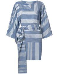 Kimora Lee Simmons - Tie Waist Dress - Lyst