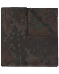 Boris Bidjan Saberi 11 - Camouflage Scarf - Lyst