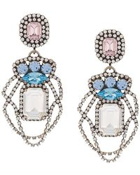 DANNIJO - Xenia Earrings - Lyst