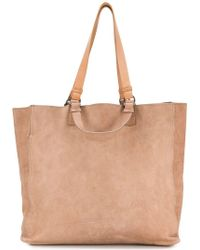 Officine Creative - Classic Shoulder Tote - Lyst