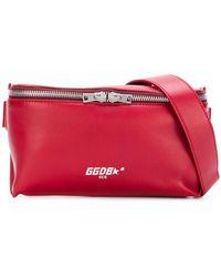 Golden Goose Deluxe Brand - Logo Print Belt Bag - Lyst