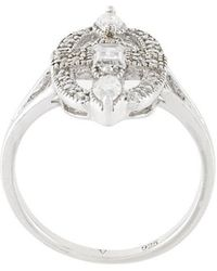 V Jewellery - Armour Ring - Lyst