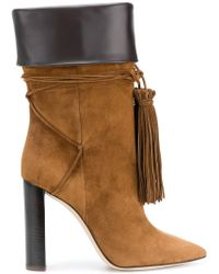 Saint Laurent - Tangier 105 Ankle Boots - Lyst