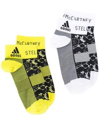 adidas By Stella McCartney - Pack Of Two Low-cut Socks - Lyst