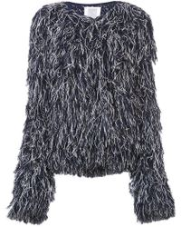 Rosie Assoulin - Textured Coat - Lyst