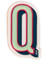 Anya Hindmarch - 'q' Sticker - Lyst
