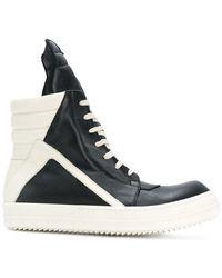 Rick Owens - High-top Sneakers - Lyst