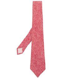 Dell'Oglio - Classic Melange Tie - Lyst