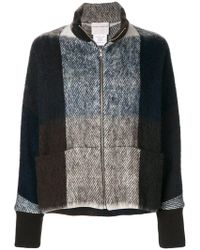 Stephan Schneider - Knitted Zip Jacket - Lyst