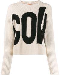 Colville - Intarsia-knit Jumper - Lyst