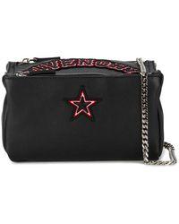 0d0c372d94 Lyst - Givenchy Givenchy Pandora Box Shoulder Bag in Black