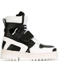 """Hood By Air - Bottines """"Avalanche"""" - Lyst"""