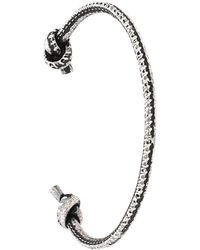 Eleventy - Armband mit Knoten - Lyst