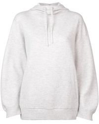 Vince - Hooded Cashmere Sweater - Lyst