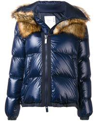Sacai - Padded Oversized Jacket - Lyst