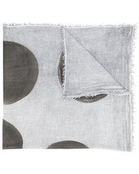 Rundholz - Spot Print Scarf - Lyst
