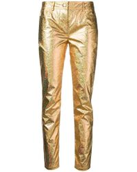 Jeremy Scott - Slim-fit Trousers - Lyst