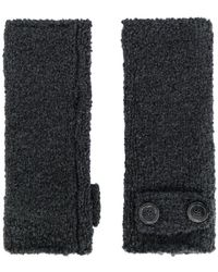 Eleventy - Buttoned Arm Warmers - Lyst
